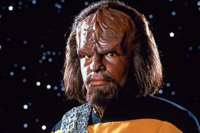 Klingon en Star Trek