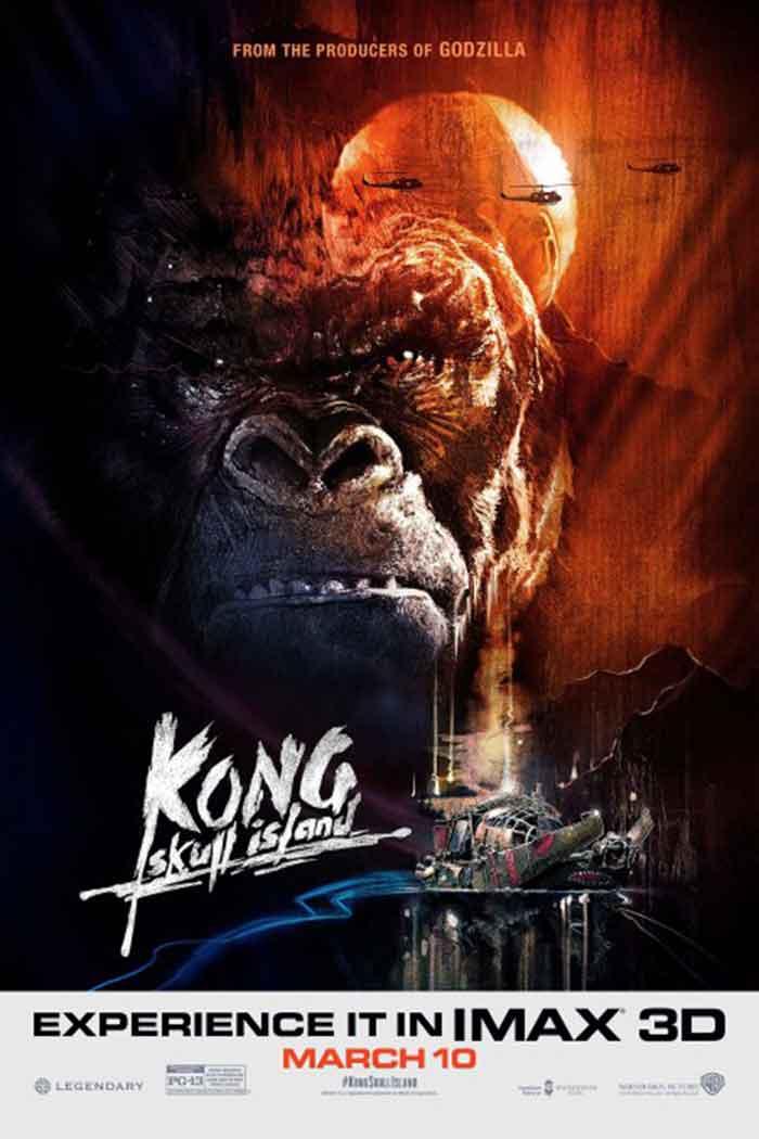 El homenaje de 'Kong: Skull Island' a 'Apocalypse Now'