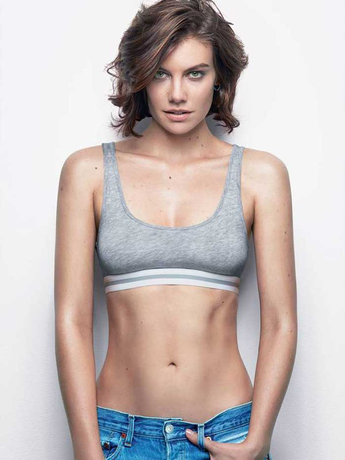 Lauren cohan how to date me Part 2