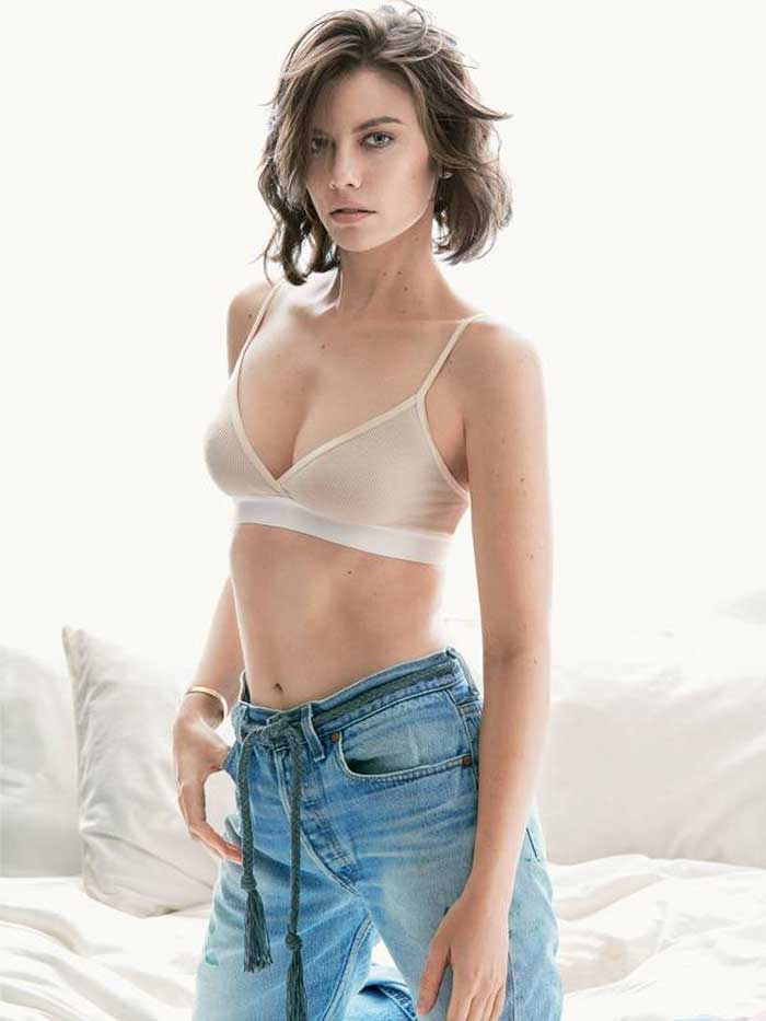 Sexy pics of lauren cohan