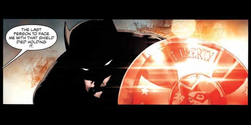Liga de la Justicia de América Cinemascomics