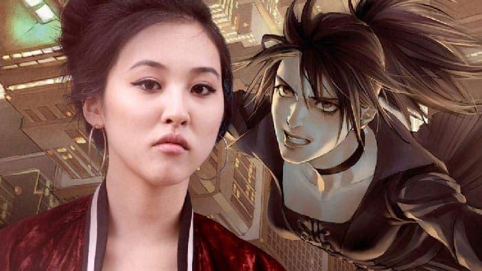 Lyrica Okano como Nico Minoru