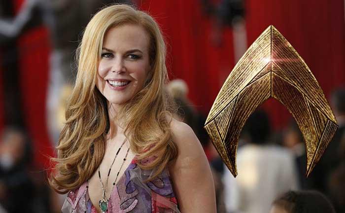 Nicole Kidman en 'Aquaman'