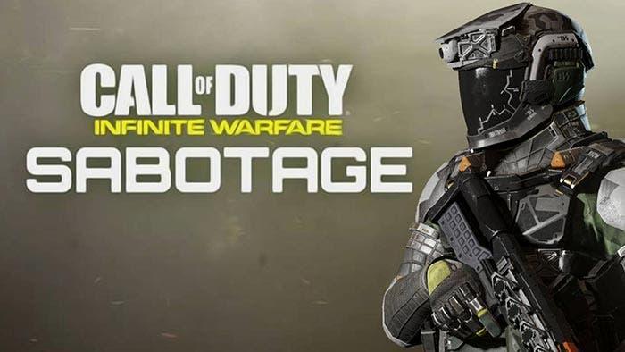 Sabotage primer DLC de 'Call of Duty: Infinite Warfare'
