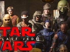 'Star Wars: Los Últimos Jedi' volverá al rodaje