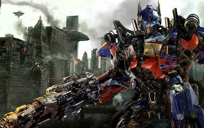 Transformers vs Pacific Rim