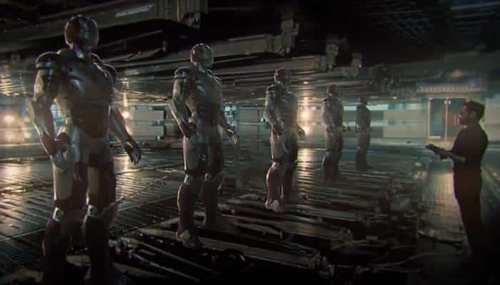 Concept Art Vengadores: Infinity War