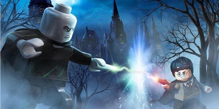 Voldemort en LEGO Batman