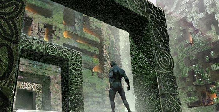 Wakanda en 'Black Panther (Pantera Negra)' de Marvel