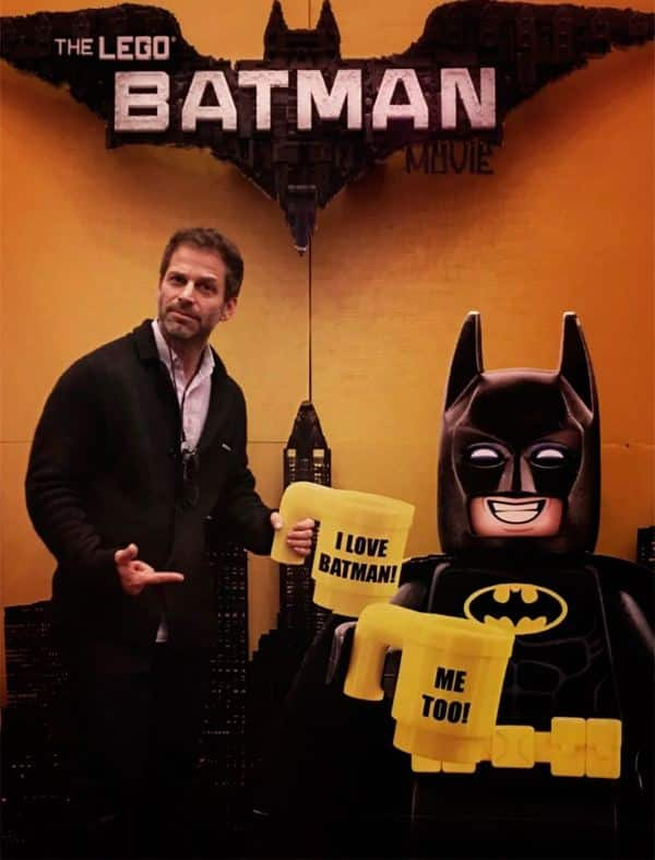 Zack Snyder habla sobre el nuevo trailer de la 'Liga de la Justicia'