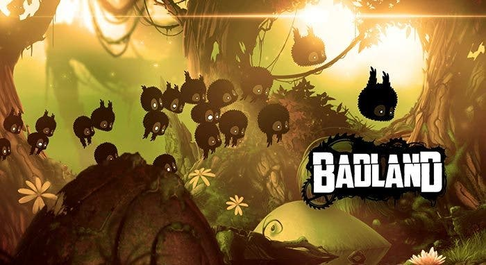 Badland videojuego