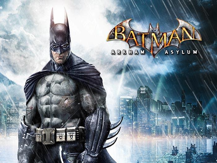Batman videojuego de Arkham Asylum