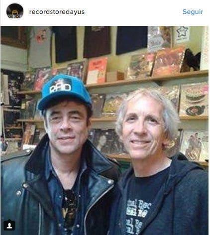 El regreso de Benicio del Toro en 'Vengadores: La Guerra del Infinito'
