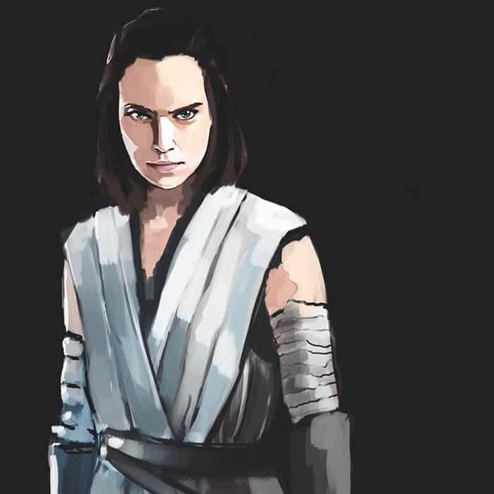 Filtrada una importante escena de 'Star Wars: Los Últimos Jedi'