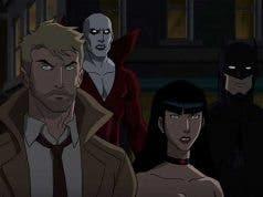 crítica de 'Justice League Dark' película de animación