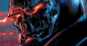 Darkseid en 'Liga de la Justicia'