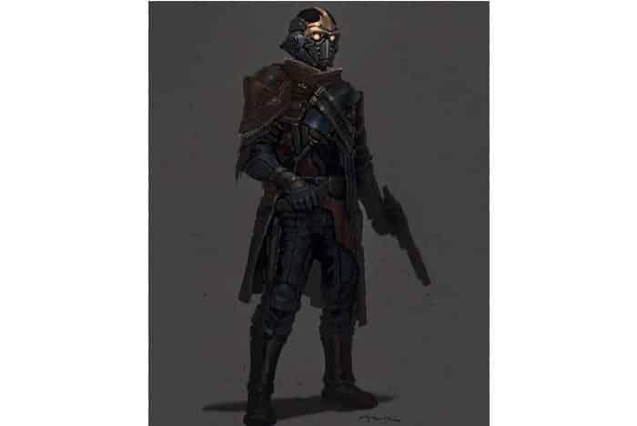 diseños alternativos de Star-Lord en 'Guardianes de la Galaxia'
