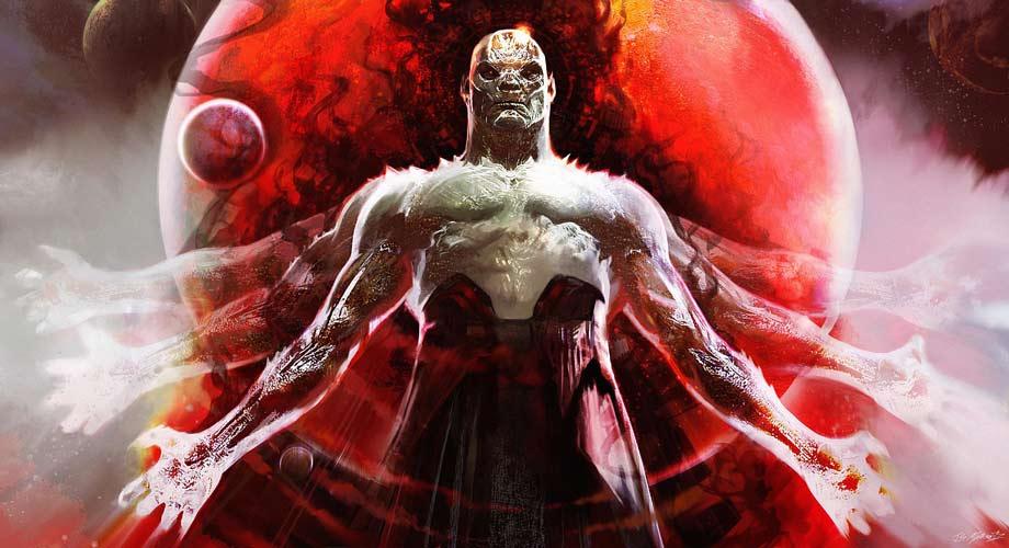 Así de terrorífico podría haber sido Dormammu en 'Doctor Strange'