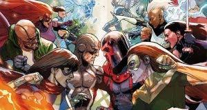 Este es el gran evento de Marvel tras la secuela de 'Civil War'