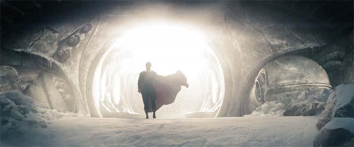 Fortaleza de la Soledad en El Hombre de Acero