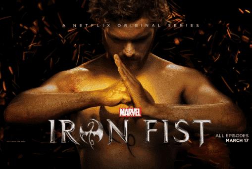 último tráiler de 'Iron Fist' en Netflix