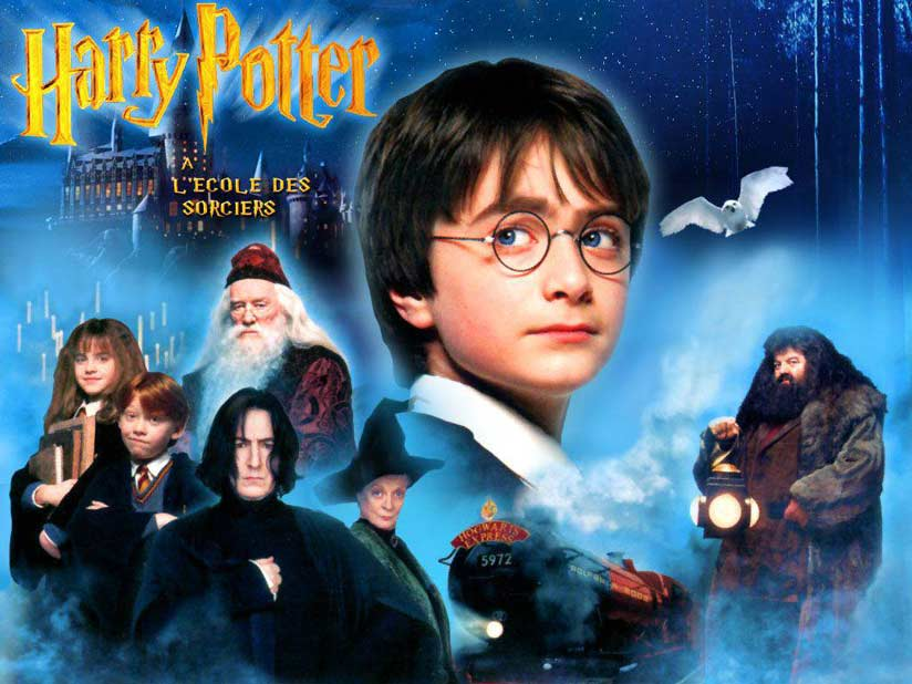 harry potter 1