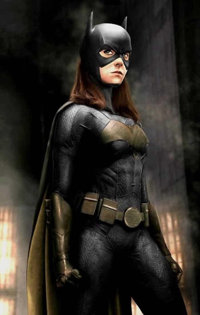 Jena Malone como Batgirl en 'Batman v Superman'