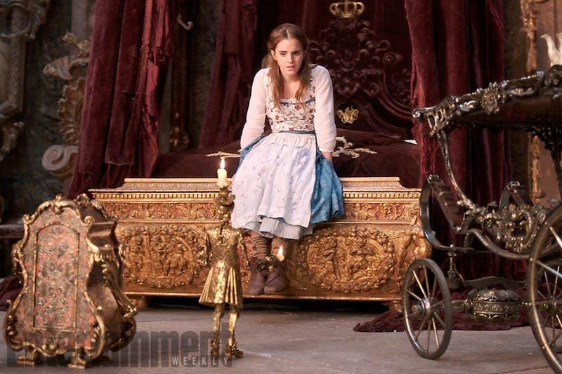 Maravilloso clip musical de 'La Bella y la Bestia', lo nuevo de Disney