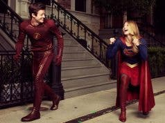 la la land supergirl the flash
