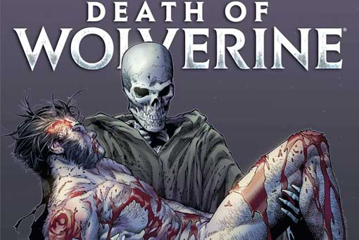 La muerte de Lobezno (Wolverine)