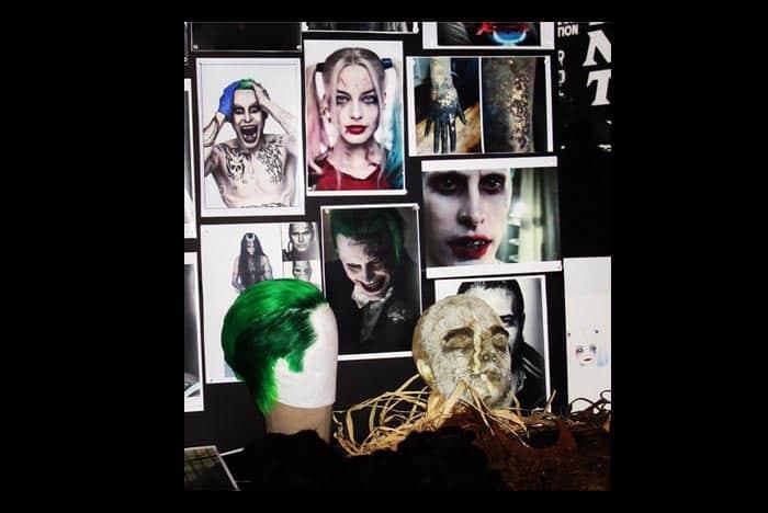 Así se hizo el maquillaje de 'Escuadrón Suicida' que ganó un Oscar