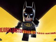 mejores easter eggs de 'LEGO Batman'