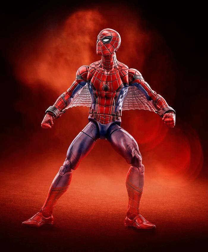 merchandising 'Spider-Man: Homecoming'