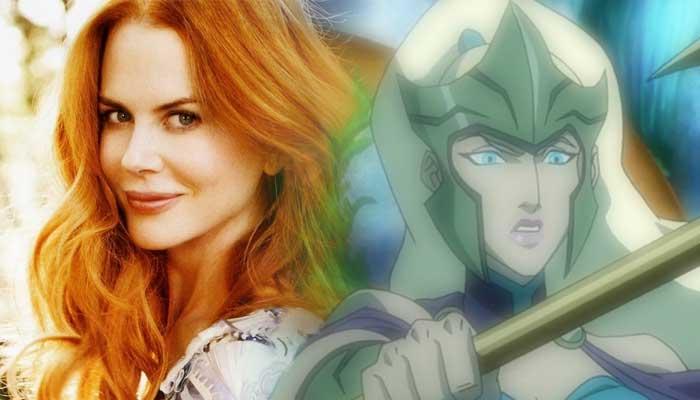 Nicole Kidman Atlanna en Aquaman