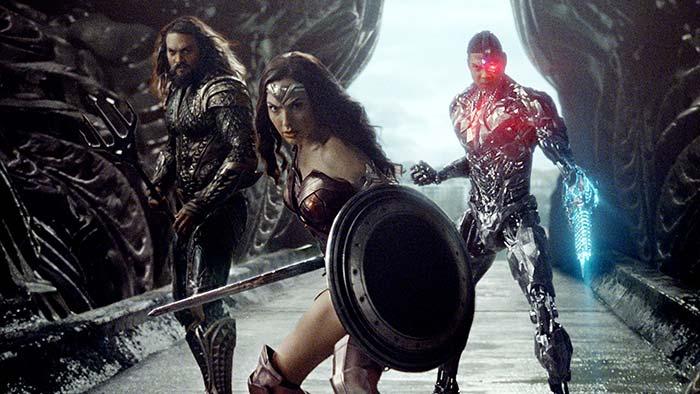 nueva imagen de la Liga de la Justicia de Zack Snyder
