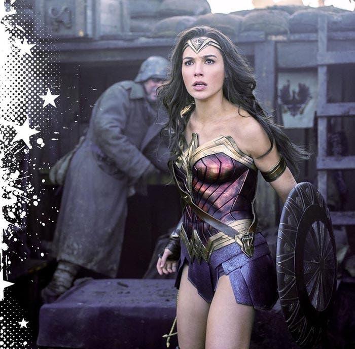 Nuevas imágenes de Wonder Woman con una espectacular Gal Gadot