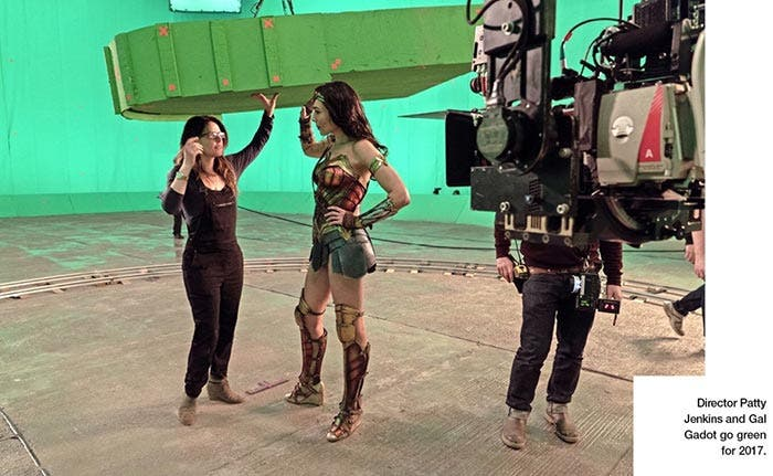 Patty Jenkins volverá a dirigir 'Wonder Woman 2'