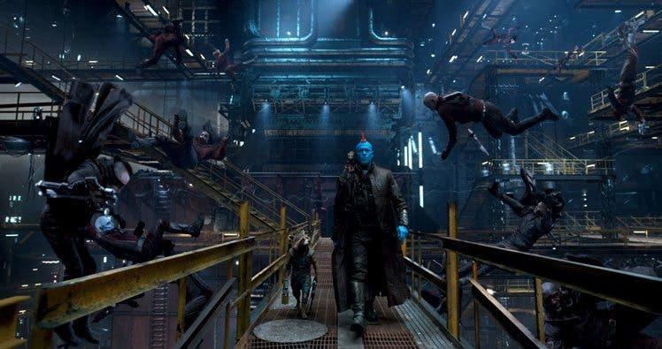 Explicación de las 5 escenas postcréditos de 'Guardianes de la Galaxia 2'