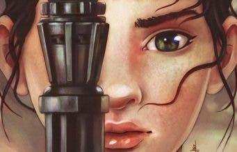 concept art de Rey en 'Star Wars: Los Últimos Jedi'