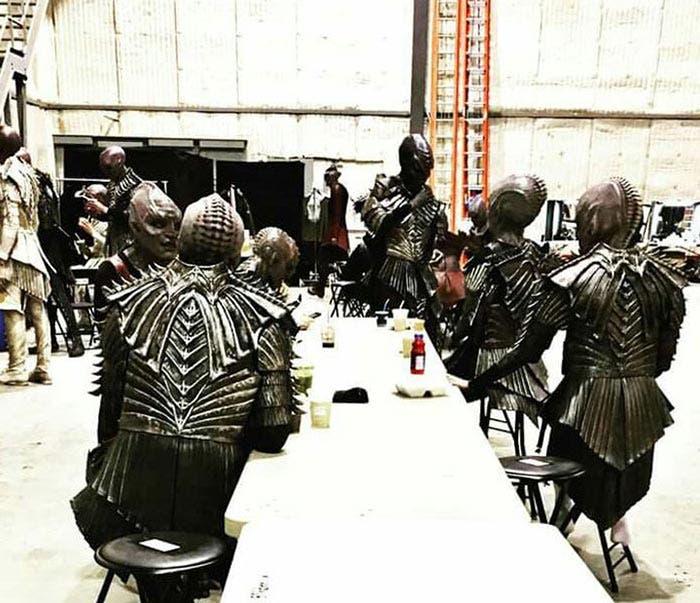 nuevos Klingons en 'Star Trek: Discovery'