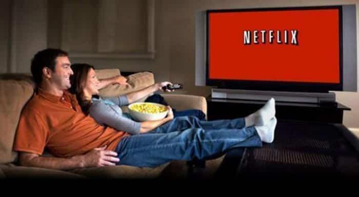 pareja Netflix España