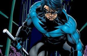 TITANS 2: Se filtran imágenes de Dick Grayson como Nightwing de DC comics