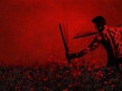póster segunda temporada de 'Into the Badlands'