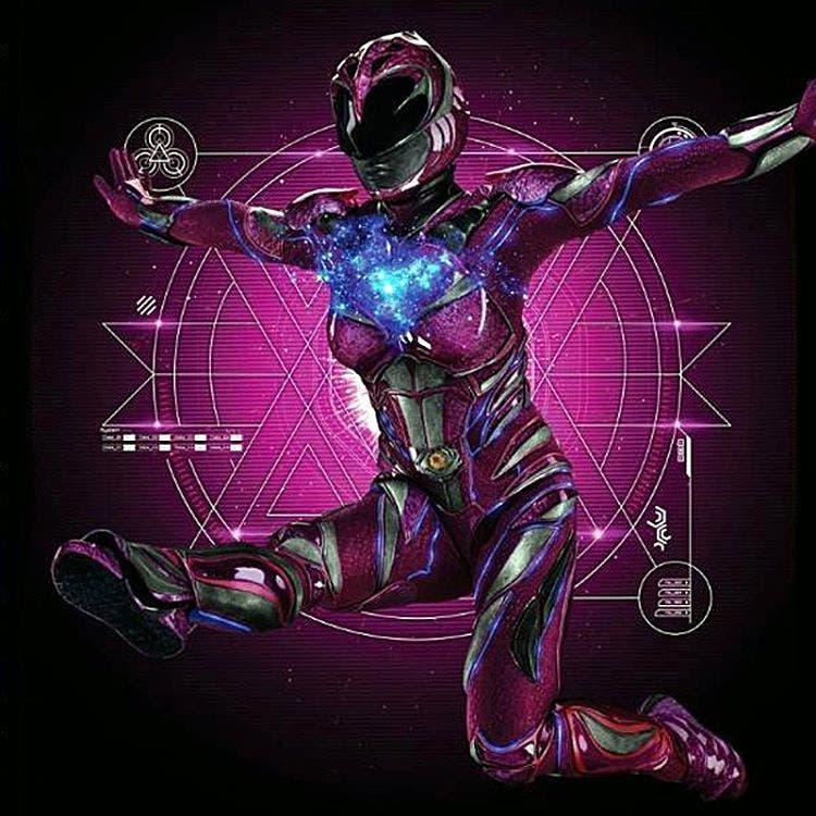 nuevas imágenes de Power Rangers
