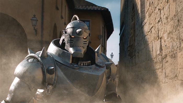 Primera imagen de Alphonse Elric en la película 'Fullmetal Alchemist' en acción real