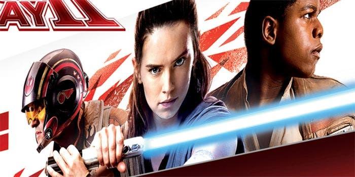 Filtrado el teaser trailer de 'Star Wars: Los Últimos Jedi'