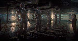 primera imagen oficial de Iron Man en 'Vengadores: La Guerra del Infinito'