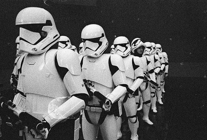 primera imagen oficial de 'Star Wars: The Last Jedi'