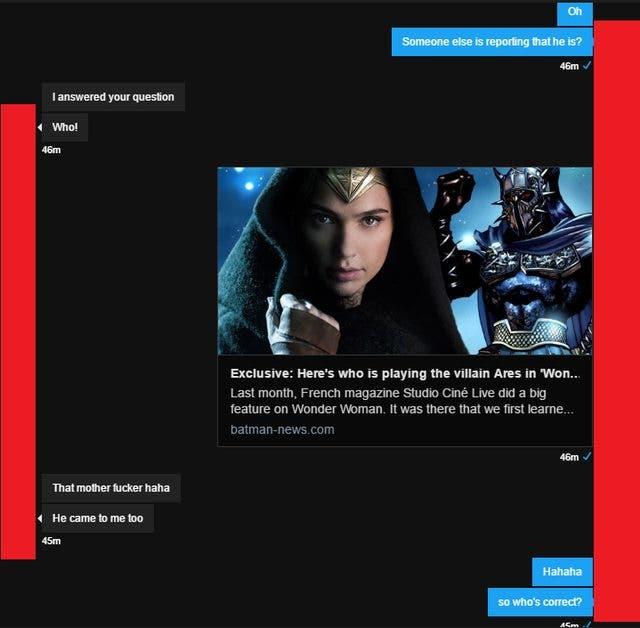 primeras impresiones 'Wonder Woman'