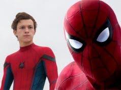 reacción de Tom Holland al tráiler de 'Spider-Man: Homecoming'